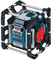 Bild på Bosch RADIOLADDARE GML 50 UNI POWER BOX Sista exemplaret!
