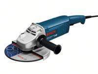 Bild på Bosch VINKELSLIP GWS 20-230JH + GWS 850 C