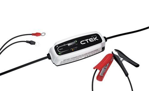 Bild på Ctek Batteriladdare CT5 Time To Go