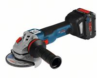 Bild på Bosch VINKELSLIP GWS 18V-10 C L-BOXX