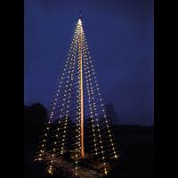 Bild på FLAGGSTÅNGSBELYSNING 10 m. Blinkande lampor