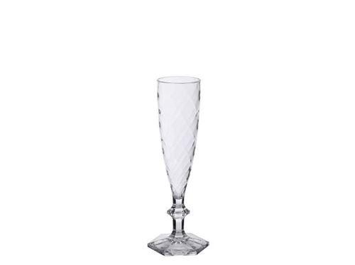 Bild på Medusa-Copenhagen Kristallplast Champagneglas