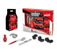 Bild på Weber® Leksak - Briketter & Tillbehör