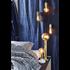 Bild på LED-LAMPA E27 G95 VINTAGE GOLD