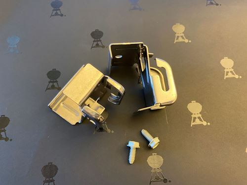 Bild på Weber® Brackets for Warming Rack Genesis® II