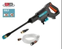 Bild på GARDENA Batteridriven mellantryckstvätt AquaClean Solo 14800-55