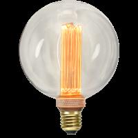 Bild på LED-LAMPA E27 G125 NEW GENERATION CLASSIC
