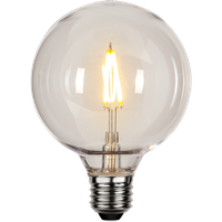 Bild på LED-LAMPA E27 G95 OUTDOOR LIGHTING PC COVER FILAMENT