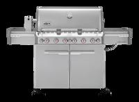 Bild på Weber® SUMMIT® S-670 GBS GASOLGRILL Rostfri - 3% Bonus Till Framtida Köp.