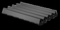 Bild på Weber® Flavorizers-Porslinemaljerade Silver B / Spirit 300 serien (57 CM)