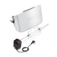 Bild på Weber® Rotisseri Q3000/ 300 Serien
