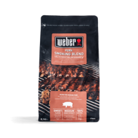 Bild på Weber® Wood Chips Blend - Pork/Fläskkött 0,7 kg